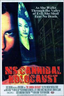 Ms Cannibal Holocaust - DVD