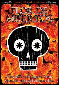 Calexico. Flor de muertos di Danny Vinik - DVD