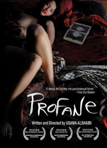 Profane. Profane di Usama Alshaibi - DVD