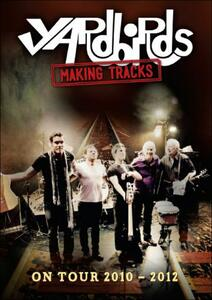 Yardbirds. Making Tracks - DVD