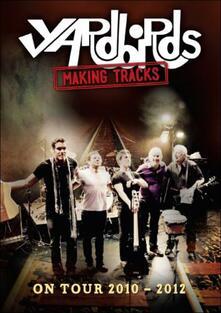 Yardbirds. Making Tracks - DVD