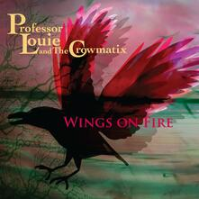 Wings On Fire - Vinile LP di Professor Louie