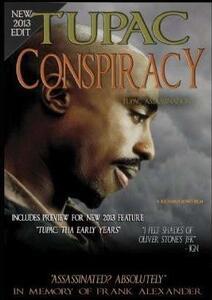 Tupac. Conspiracy - DVD