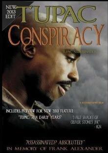 Tupac. Conspiracy (DVD) - DVD di 2Pac