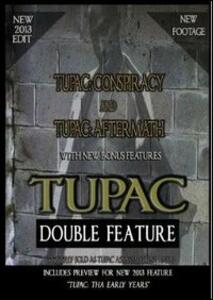 Tupac. Conspiracy. Aftermath (2 DVD) - DVD