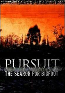 Pursuit: The Search Forbigfoot - DVD