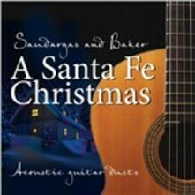 Saudargas And Baker. A Santa Fe Christmas (DVD) - DVD