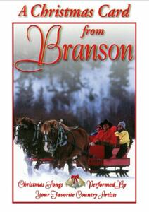 Christmas Card From Branson - DVD