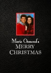 Marie Osmond. Merry Christmas - DVD