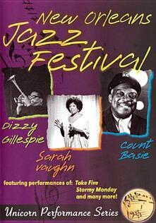 New Orleans Jazz Festival 1969 - DVD