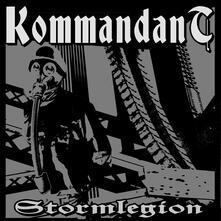 Stormlegion - Vinile LP di Kommandant