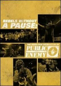 Public Enemy. Rebels Without - DVD