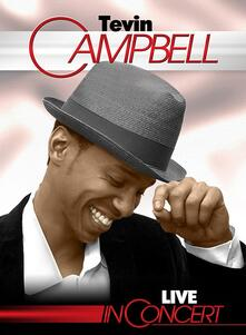 Tevin Campbell. Live Rnb 2013 (DVD) - DVD di Tevin Campbell