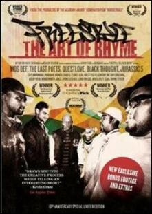 Freestyle The Art Of Rhyme - DVD