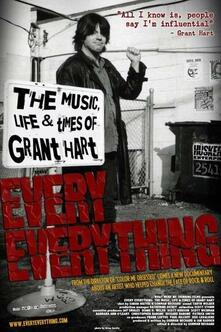 Grant Hart. Every Everything: The Music, Life And Time of... - DVD