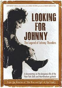 Johnny Thunders. Looking For Johnny. The Legend Of Johnny Thunders - DVD