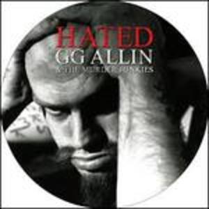 Hated - Vinile LP di G.G. Allin