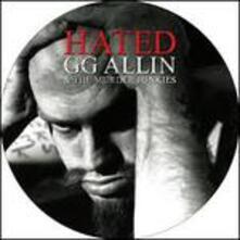 Hated - Vinile LP di G. G. Allin