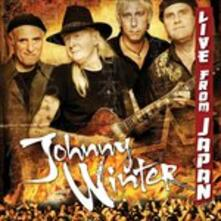 Live from Japan - Vinile LP di Johnny Winter