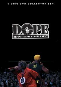 D.O.P.E.. The Definition of Public Enemy (5 DVD) - DVD
