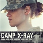 Cover CD Colonna sonora Camp X-Ray