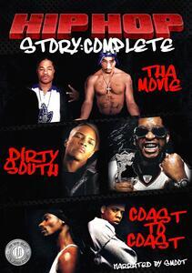 Hip Hop Story. Complete (DVD) - DVD