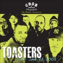 Bgb Omfug Masters. Live - Vinile LP di Toasters