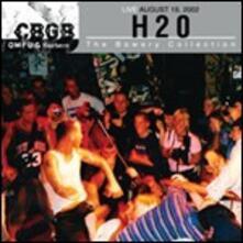 Cbgb Omfug Masters. Live August 19, 2002 - Vinile LP di H2O