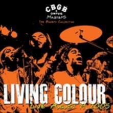 Cbgb Omfug Masters - Vinile LP di Living Colour