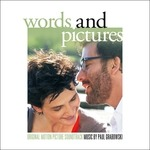 Cover CD Colonna sonora Words and Pictures