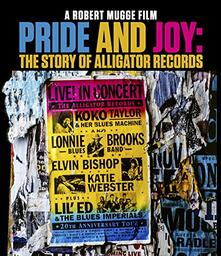 Pride and Joy. The Story of Alligator Records - DVD