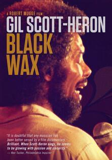 Black Wax (DVD) - DVD