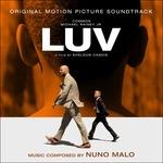 Cover CD Colonna sonora Luv