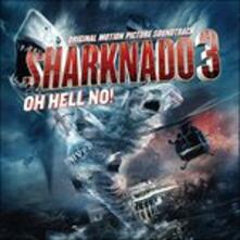 Sharknado 3 (Colonna sonora) (Limited) - Vinile LP