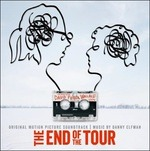 Cover della colonna sonora del film The End of the Tourv