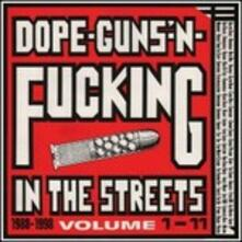 Dope, Guns Fucking in the Streets: 1988-1998 vols. 1 & 11 - Vinile LP