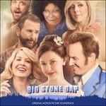 Cover CD I segreti di Big Stone Gap