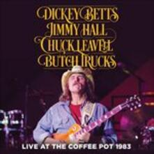 Live at the Coffee Pot 1983 - Vinile LP di Dickey Betts