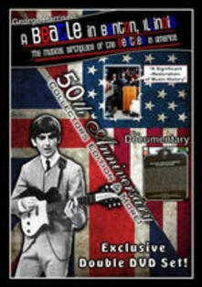 George Harrison. A Beatle In Benton, Illinois (2 DVD) - DVD di George Harrison