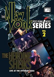 New York Post Punk-Noise Series Volume 2 - DVD