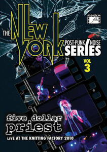 New York Post Punk-Noise Series Volume 3 - DVD