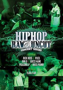 Hip Hop Raw & Uncut Concert Series (2 DVD) - DVD