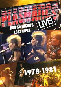 Live! Rod Swenson's Lost Tapes 1978-81 (DVD) - DVD