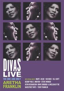 Divas Live (DVD) - DVD