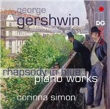 Musica per pianoforte - CD Audio di George Gershwin,Corinna Simon