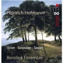 Sestetto - Ottetto - Serenata - SuperAudio CD ibrido di Heinrich Hofmann