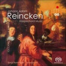 Opere per clavicembalo - SuperAudio CD ibrido di Johann Adam Reincken