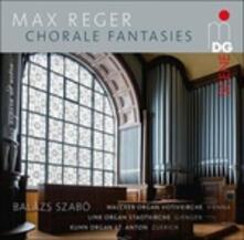 Choral Fantasies - SuperAudio CD ibrido di Max Reger