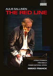 The red line - DVD