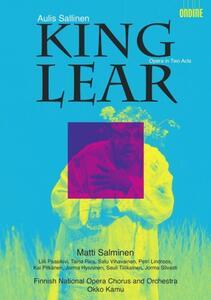 King Lear (Opera in 2 atti, op.76) - DVD